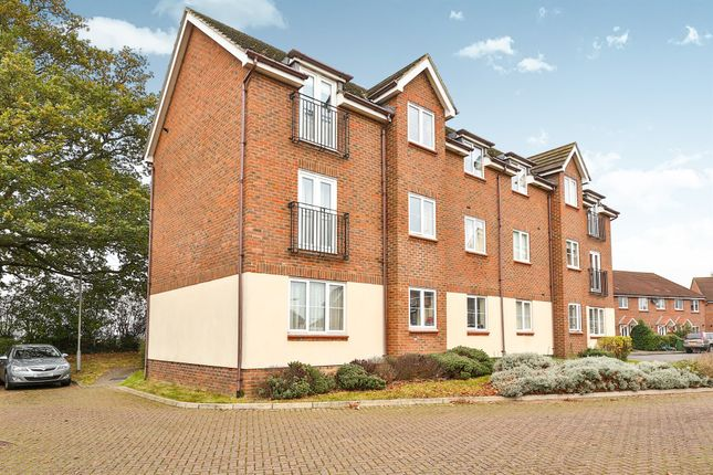 Thumbnail Flat for sale in Abbey Road, Wymondham