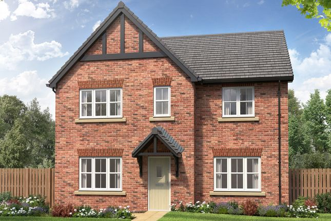 """Thumbnail Detached house for sale in """"Robinson"""" at Low Lane, Acklam, Middlesbrough"""