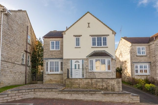 Thumbnail Detached house to rent in Lyndon Road, Bramham, Wetherby