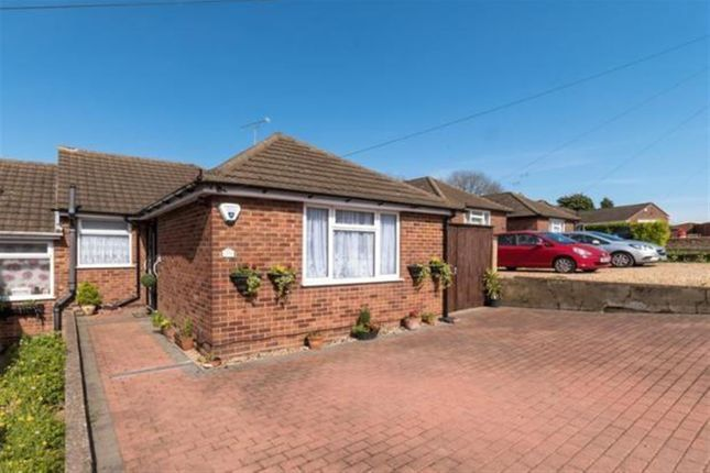 Thumbnail Semi-detached bungalow for sale in Hillary Crescent, Luton
