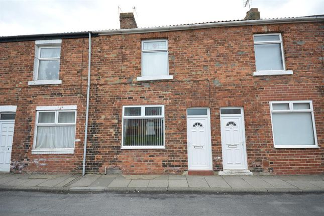 3 bed terraced house to rent in Brook Street, Coundon Grange, Bishop Auckland DL14