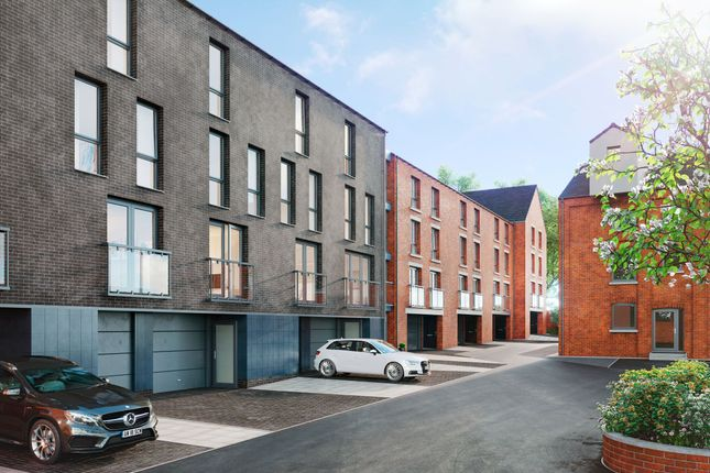 Thumbnail Town house for sale in The Maltby, The Brewery Yard, Kimberley, Nottingham