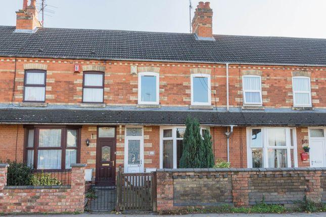 Thumbnail Terraced house for sale in Wellingborough Road, Finedon, Wellingborough