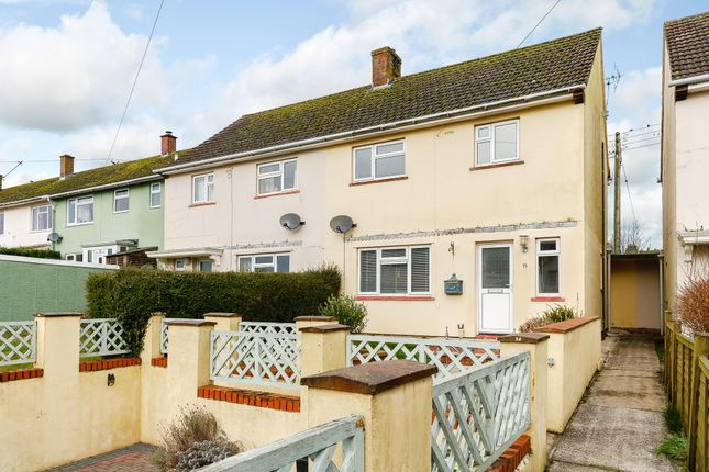Thumbnail Semi-detached house for sale in Westernway, Winsham, Chard