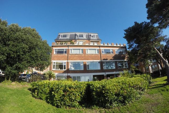 Thumbnail Flat to rent in Durley Gardens, Bournemouth