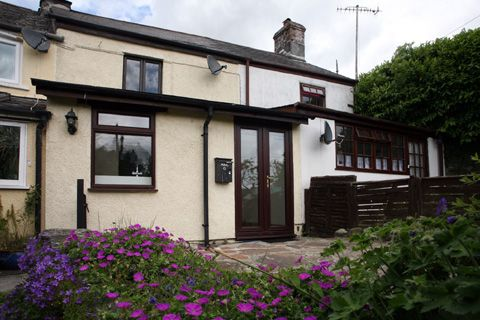 Thumbnail Cottage to rent in Bedford Road, Horrabridge