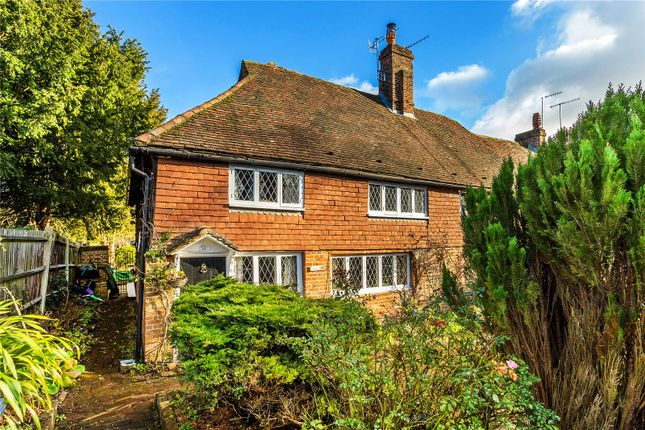 3 bed semi-detached house for sale in School Hill, Merstham, Surrey