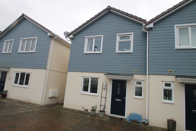 Thumbnail Semi-detached bungalow to rent in Kernow Gate, Plymouth