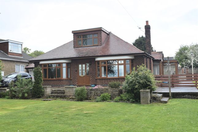 Thumbnail Detached bungalow for sale in Woodview Road, Newhall, Swadlincote