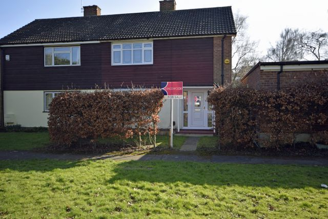 Thumbnail Semi-detached house for sale in Morrells, Lee Chapel South