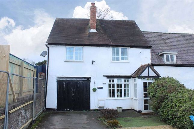Thumbnail Cottage for sale in School Road, Trysull, Wolverhampton