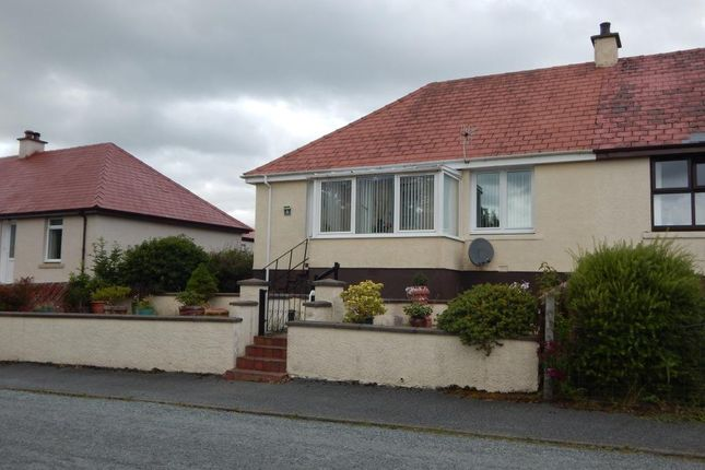 Thumbnail Semi-detached bungalow for sale in Coolin Drive, Portree, Isle Of Skye