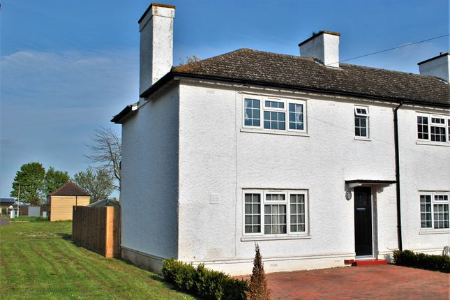 Thumbnail End terrace house for sale in Olympus Road, Henlow, Beds