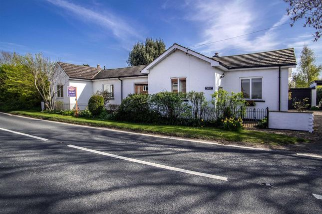 Thumbnail Detached bungalow for sale in Main Street, Catwick, Beverley