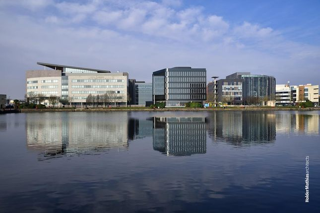 Thumbnail Office to let in Building 1 & 2, Assembly Square, Cardiff Bay, Cardiff