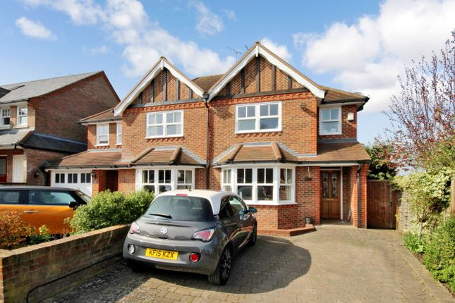 Thumbnail Property to rent in Westway, Harpenden