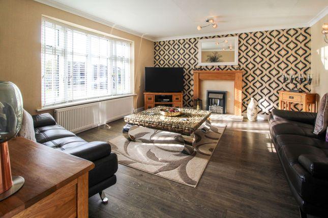 Lounge of Garfield Close, Littleover, Derby DE23