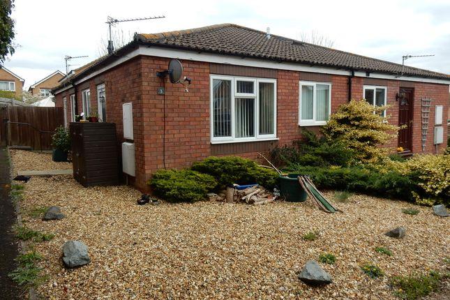 Thumbnail Semi-detached bungalow for sale in Graveney Close, Brislington, Bristol