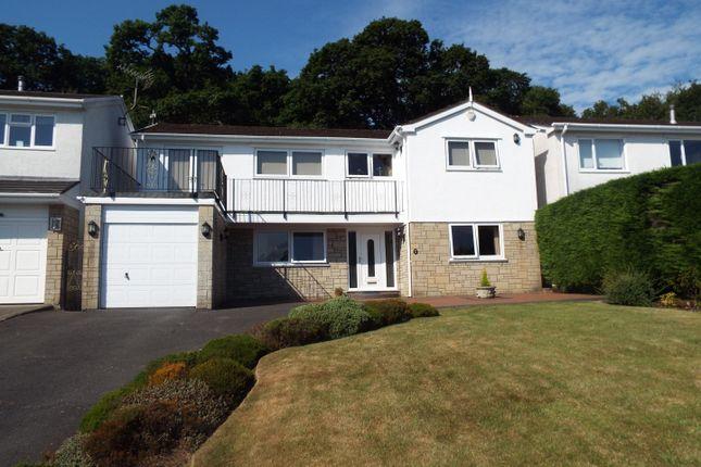 Thumbnail Detached house for sale in 8 Roman Bridge, Close, Blackpill, Swansea