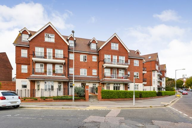 Thumbnail Flat for sale in Baird Court, Egerton Place, Station Road, Bexhill-On-Sea