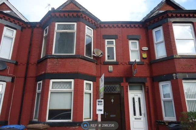Thumbnail Room to rent in Liverpool Street, Manchester