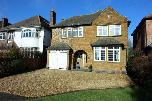 Thumbnail Detached house for sale in Glasshouse Lane, Kenilworth