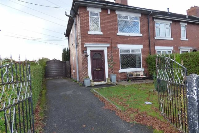 Thumbnail Town house for sale in Friars Road, Abbey Hulton, Stoke-On-Trent