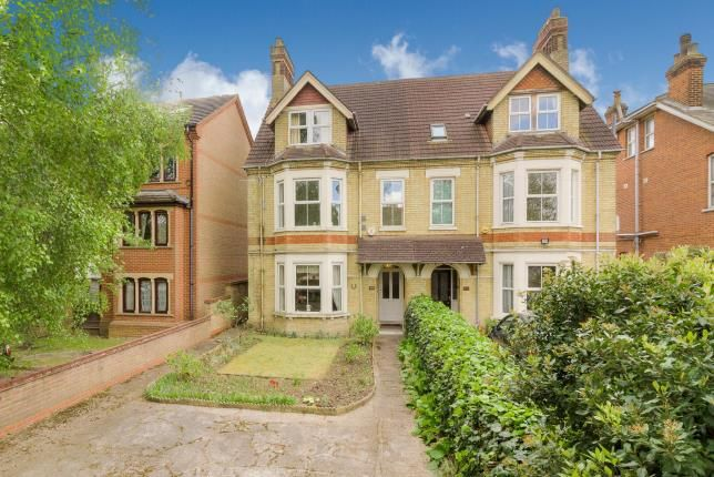 Thumbnail Semi-detached house for sale in Clapham Road, Bedford, Bedfordshire