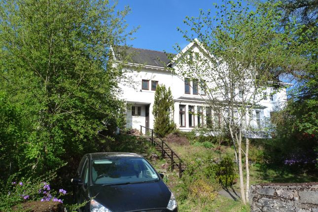Semi-detached house for sale in Gynack Road, Kingussie