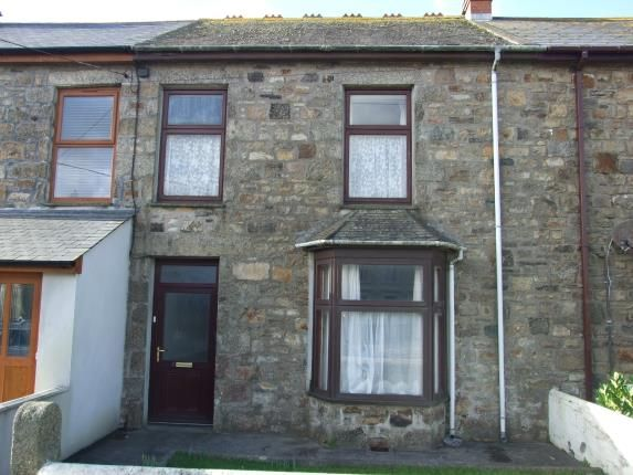 Thumbnail Terraced house for sale in Carnhell Green, Camborne, Cornwall