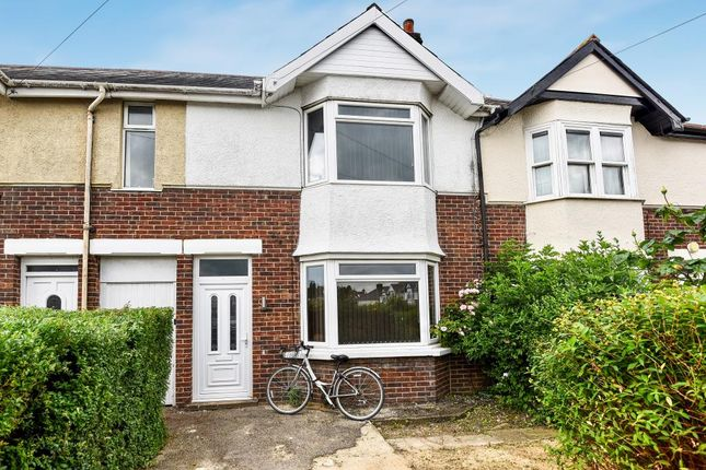 Thumbnail Terraced house for sale in Ridgefield Road, Oxford