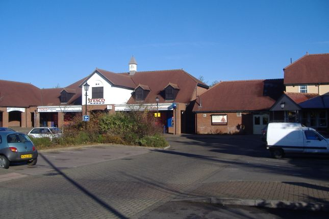 Local Centre of Highlands Drive, Daventry NN11