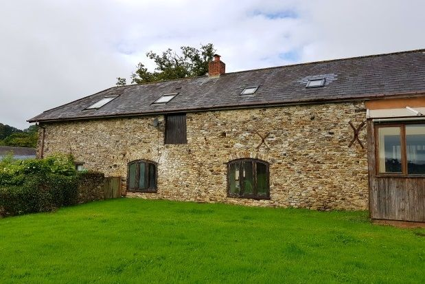 Thumbnail Farmhouse to rent in Upottery, Honiton