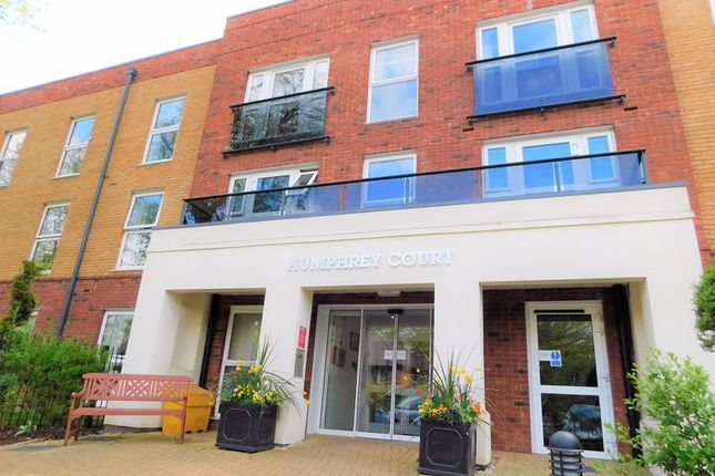 Thumbnail Flat for sale in Humphrey Court, The Oval, Stafford