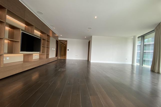 Thumbnail Flat to rent in Parr's Way, London