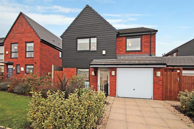 Thumbnail Detached house for sale in The Rowingham, Bucknall Grange, Bucknall, Stoke-On-Trent