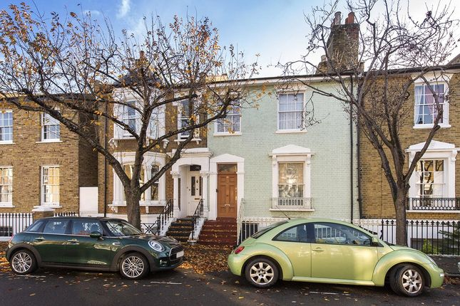 Thumbnail Terraced house for sale in Tavistock Terrace, Tufnell Park, London