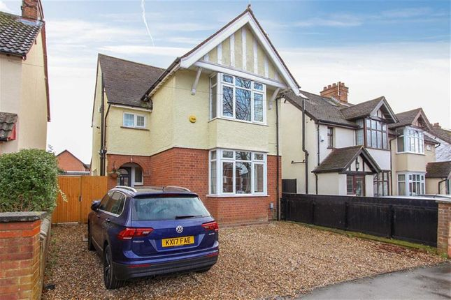 Thumbnail Detached house for sale in Mentmore Road, Leighton Buzzard