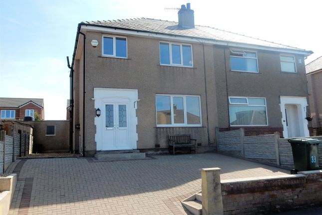 Thumbnail Semi-detached house to rent in Tan Hill Drive, Lancaster
