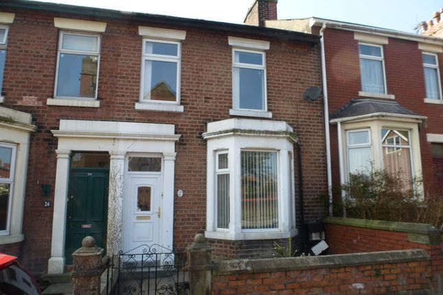 Thumbnail Terraced house to rent in Garstang Road North, Wesham, Preston