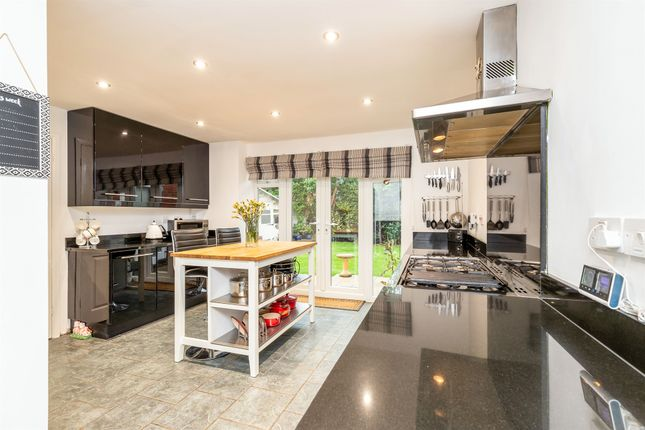 Thumbnail Detached house for sale in Lark Close, Buckingham
