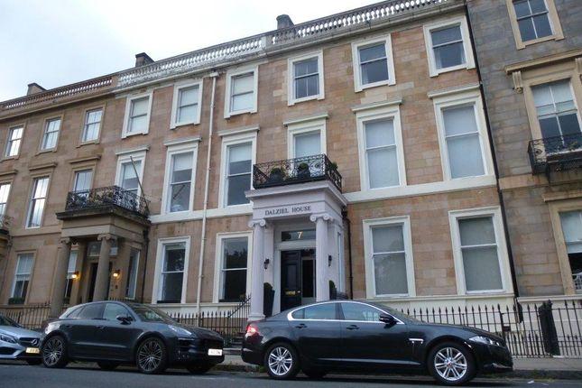 Thumbnail Flat to rent in Dalziel House, Claremont Terrace, Park, Glasgow