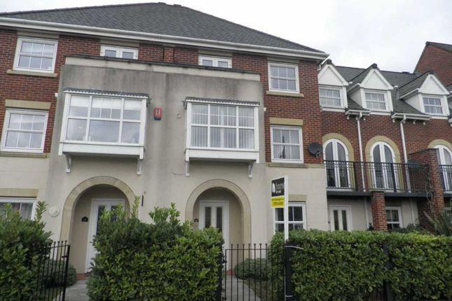 Thumbnail Town house to rent in Somerville Walk, Boston Boulevard, Great Sankey, Warrington