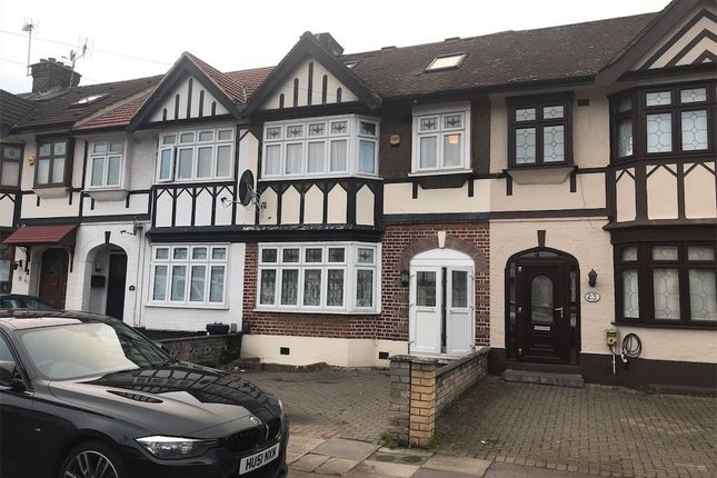 Thumbnail Terraced house for sale in Ilfracombe Gardens, Chadwell Heath, Essex
