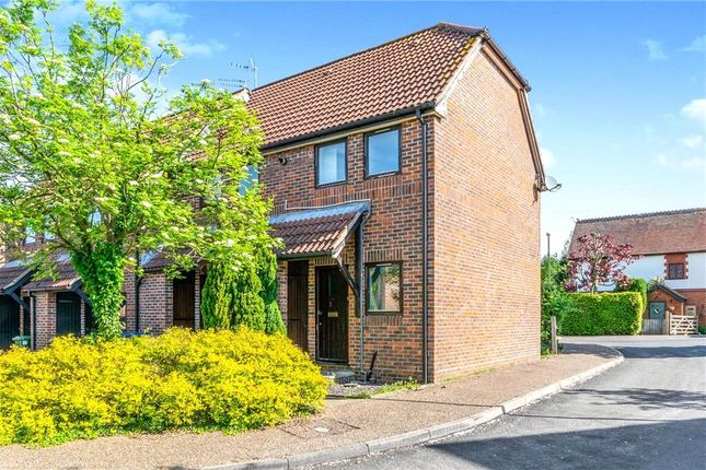 Thumbnail End terrace house for sale in Kingsmead Place, Broadbridge Heath, Horsham