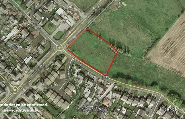 Land for sale in Land At Moss Road/ Benthams Way, Birkdale, Southport