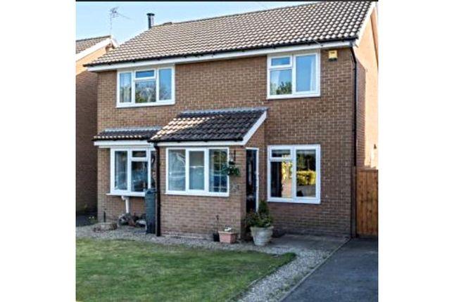 Thumbnail Detached house for sale in Bilsdale Grove, Knaresborough