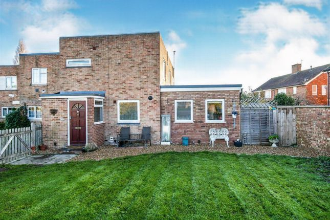 Thumbnail End terrace house for sale in Hadfield Road, Staines-Upon-Thames