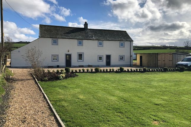 Thumbnail Detached house for sale in Mealsgate, Wigton
