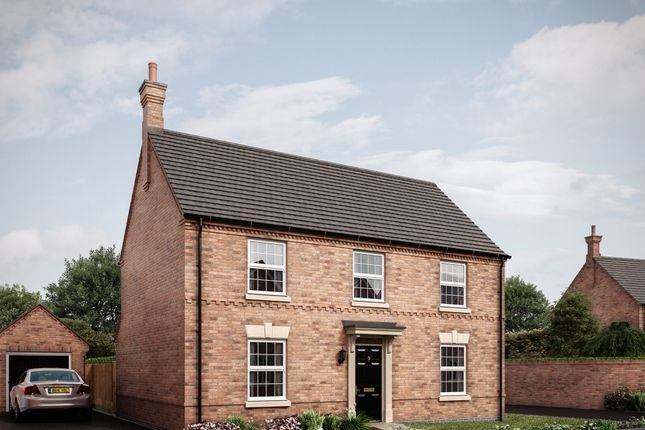"""Thumbnail Detached house for sale in """"The Nearsborough 3rd Edition"""" at Crick Road, Hillmorton, Rugby"""
